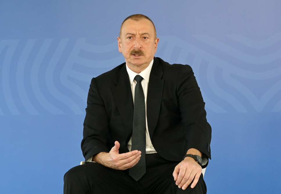 #PresidentIlhamAliyev once again exposed the #aggressivepolicy of #Armenia, which pursues the #fascistideology, and its supporters https://t.co/DQ8qLyHs5h