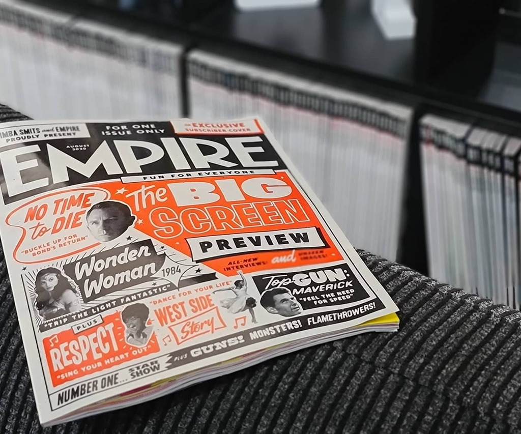 Its @empiremagazine Time !! . . #empire #magazine #movies #photography #collector #collection https://t.co/obd1NK099O https://t.co/oqlZMsH9Ov