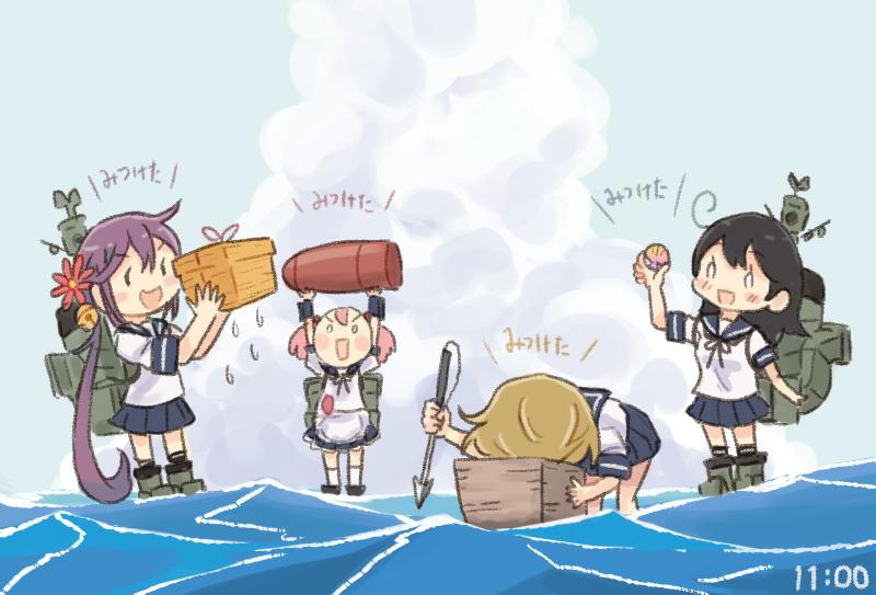 潮タイムリー 11:00 近海の遠征