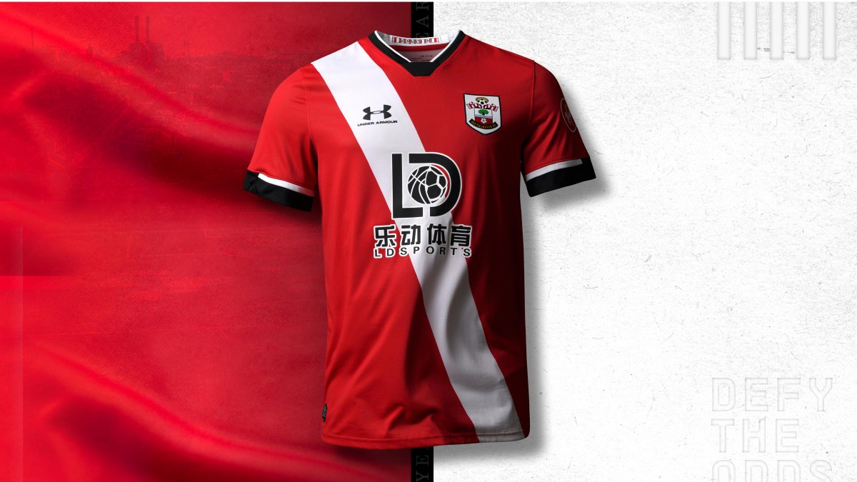 [Southampton FC] POLL: What are your thoughts on Southampton's new strip? https://t.co/lnPVXRsz3o https://t.co/p7bepGxC11
