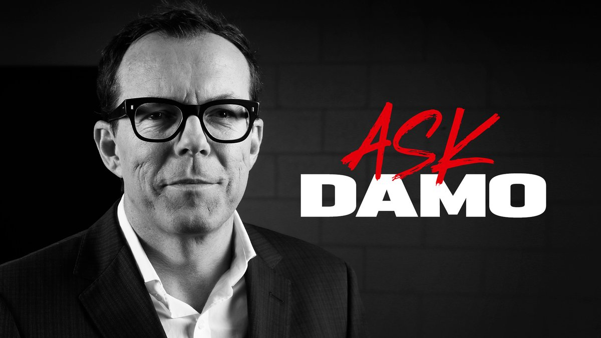 """""""Get ready for a flurry of matches, with clubs today being asked to consider cramming a heap of games inside the next six weeks.""""  @barrettdamian to discuss that, and also to answer all your questions on Ask Damo.  LIVE from 2.30pm AEST on Facebook https://t.co/vipS8gy4Qu https://t.co/ofz5Kwj3x0"""