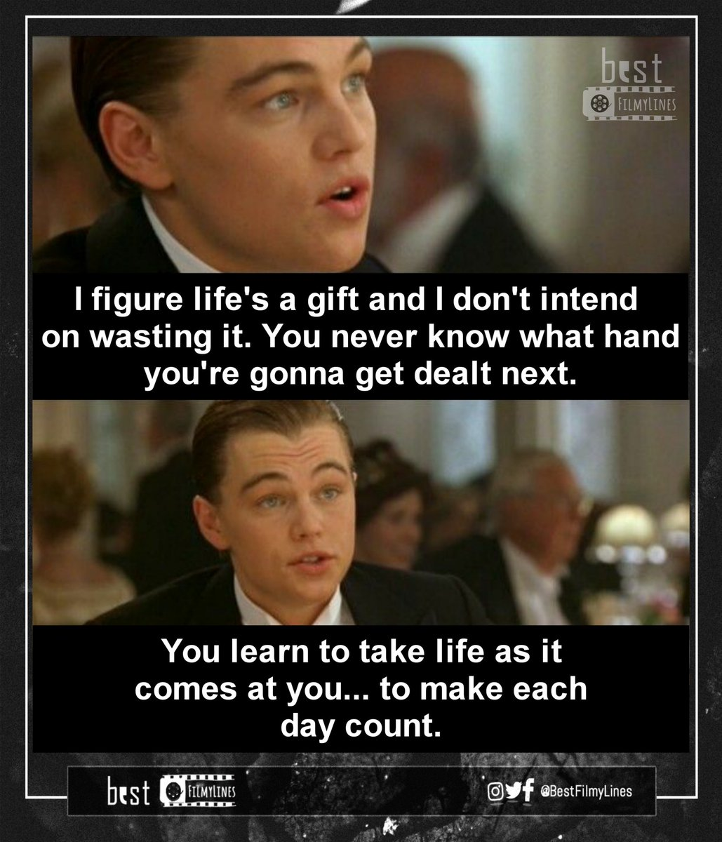 -Titanic (1997) Director: James Cameron  #hollywood #hollywoodmovie #hollywoodmovies #english #cinema #movie #film #dialogue #dialogues #quote #quotes #webseries #tvseries #rvcjinsta #bestfilmylines #leonardodicaprio #titanic #jackdawson #life #motivation #jamescameron pic.twitter.com/XFQVZW5S58