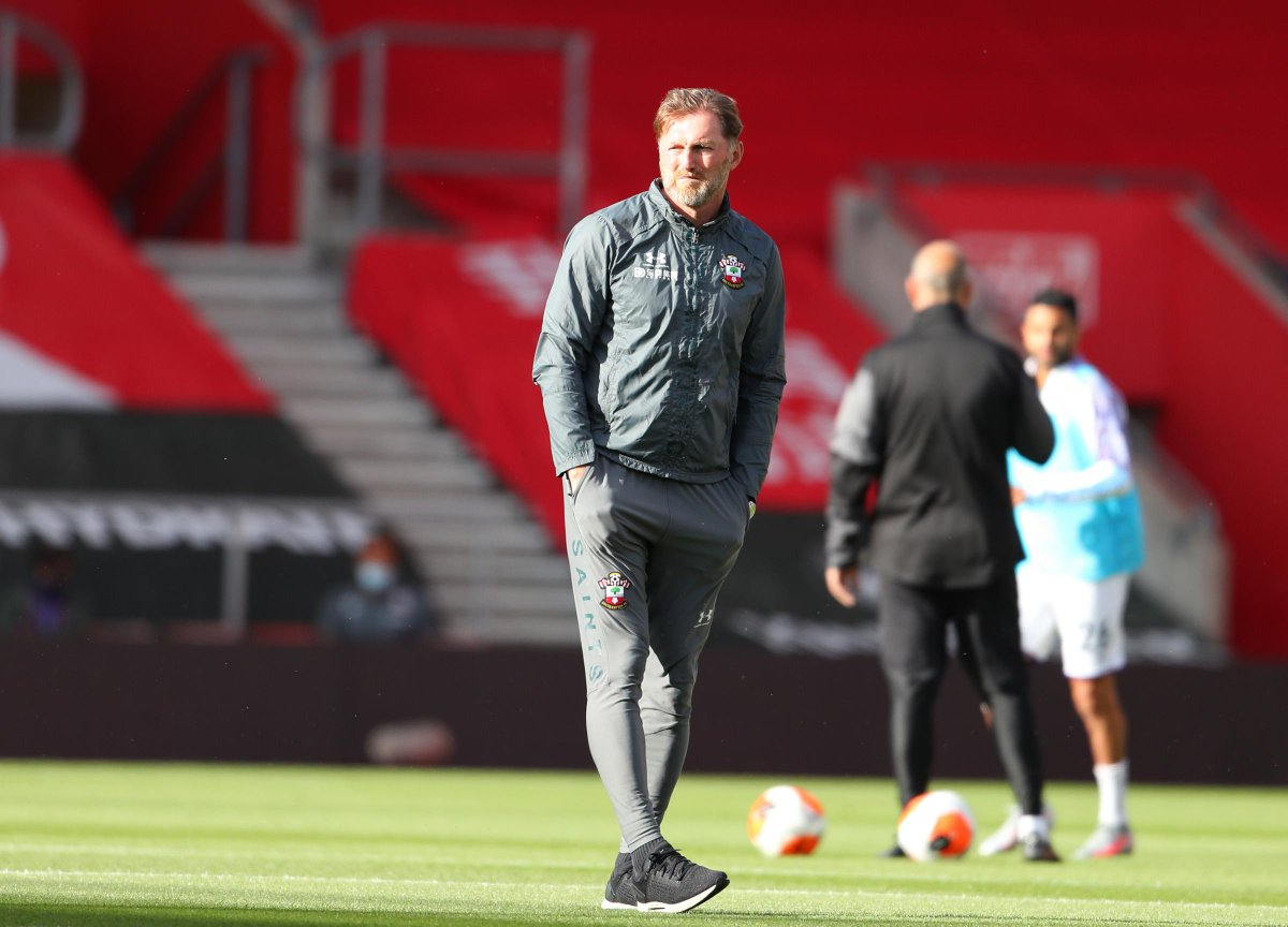 [Southampton FC] Southampton boss Ralph Hasenhuttl targets a hat-trick of wins https://t.co/lTPDyqHYam https://t.co/D7JOa0lMTE