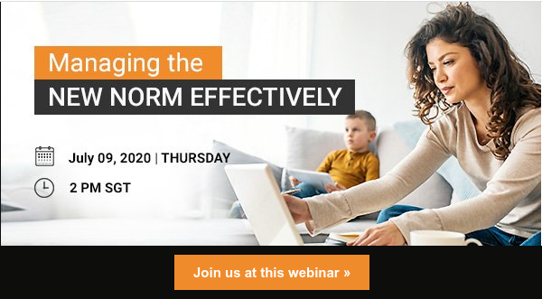 Unified IT Performance Monitoring Webinar  https:// register.gotowebinar.com/register/43259 37647935091726   …    Lets discuss about achieving #UserExperience and manage new norm effectively! <br>http://pic.twitter.com/FJ0N1GB8og