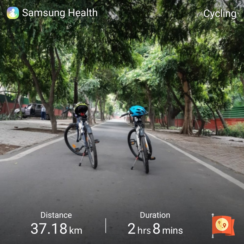 #WednesdayMotivation #WednesdayThoughts #cycling #Delhi https://t.co/voEXH3oQTI