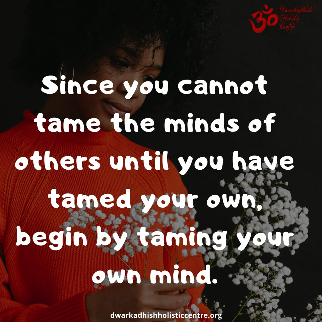 Since you cannot tame the minds of others until you have tamed your own, begin by taming your own mind.  #Quotes #Quotesoftheday #Quotesdaily #Quoteslike #InspirationalQuotes #Inspirational #MotivationalQuote #Motivational #WednesdayVibes #WednesdayThoughts #WednesdayMotivationpic.twitter.com/FP9qhpGACF