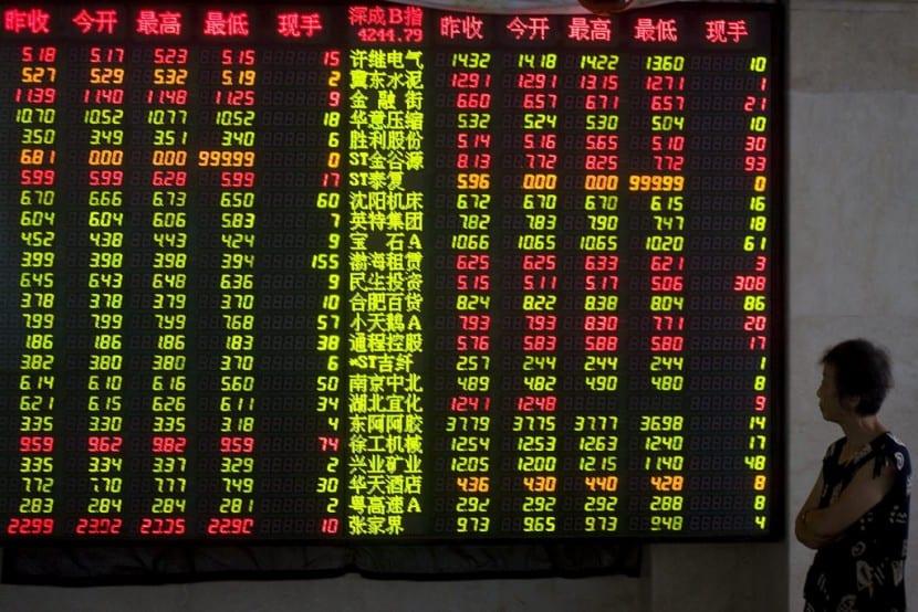 📉Tono mixto en las bolsas de #Asia  🇯🇵#Nikkei🔻-0,71% 🇰🇷#Kospi🔻-0,33% 🇭🇰#HangSeng🔺+0,16% 🇨🇳#Shanghai🔺+0,74%  Toda la información económica y bursátil en https://t.co/XTuvh4AyAz https://t.co/aDBPJJDe0u