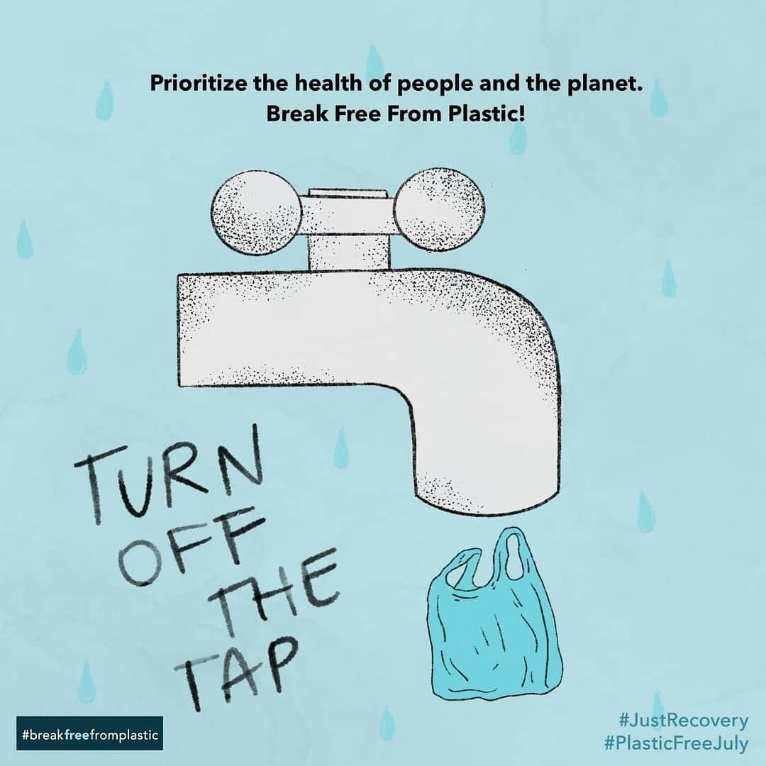 Plastic is NOT JUST a waste management problem, it is an environmental & health hazard right FROM THE START.  If we want a greener future, we must go beyond #PlasticFreeJuly.    Find out more here >>> https://t.co/HfwIGDttkD  By @brkfreeplastic https://t.co/ChURjf78Yx