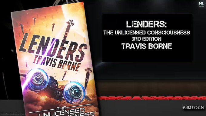 "Five⭐️!  The Lenders Saga by @ Travis_Borne.  ""If you like movies like Inception, or The Matrix, you'll love this book.""  SciFi DroneAttack AI Horror DystopianFuture TimeTravel VirtualReality #Apocalypse #ExtraDimensional MultiGenre ASMSG IAN1 Kindle https://t.co/mi223XRC1F https://t.co/cFxv6vvFux"