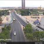 Image for the Tweet beginning: 🚦07:30 Tráfico fluido en las