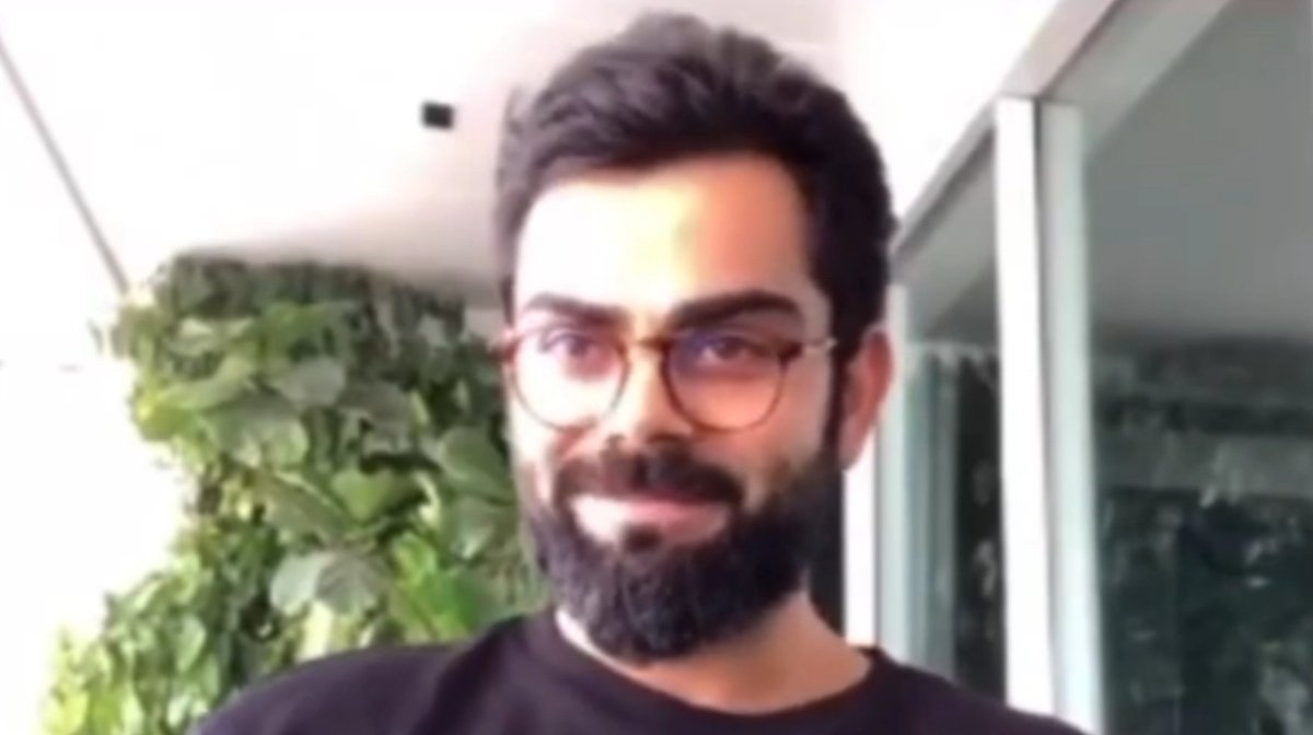 Virat Kohli Recent Look With Long Hair & Long Beard  ReTweet If You're Waiting For a Photoshoot With This Stunning Look <br>http://pic.twitter.com/RjKOHoiRIs