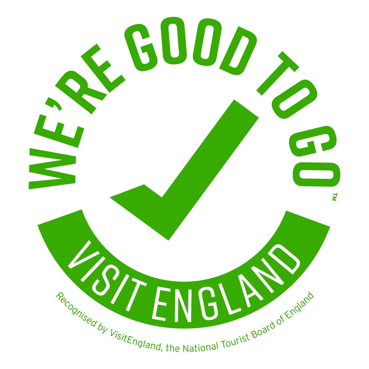 It's fabulous to see that over 400 Northumberland businesses have signed up for @VisitEngland's We're Good to Go scheme to reassure customers that their business adheres to government and public health guidance https://t.co/SFzAYljbG9