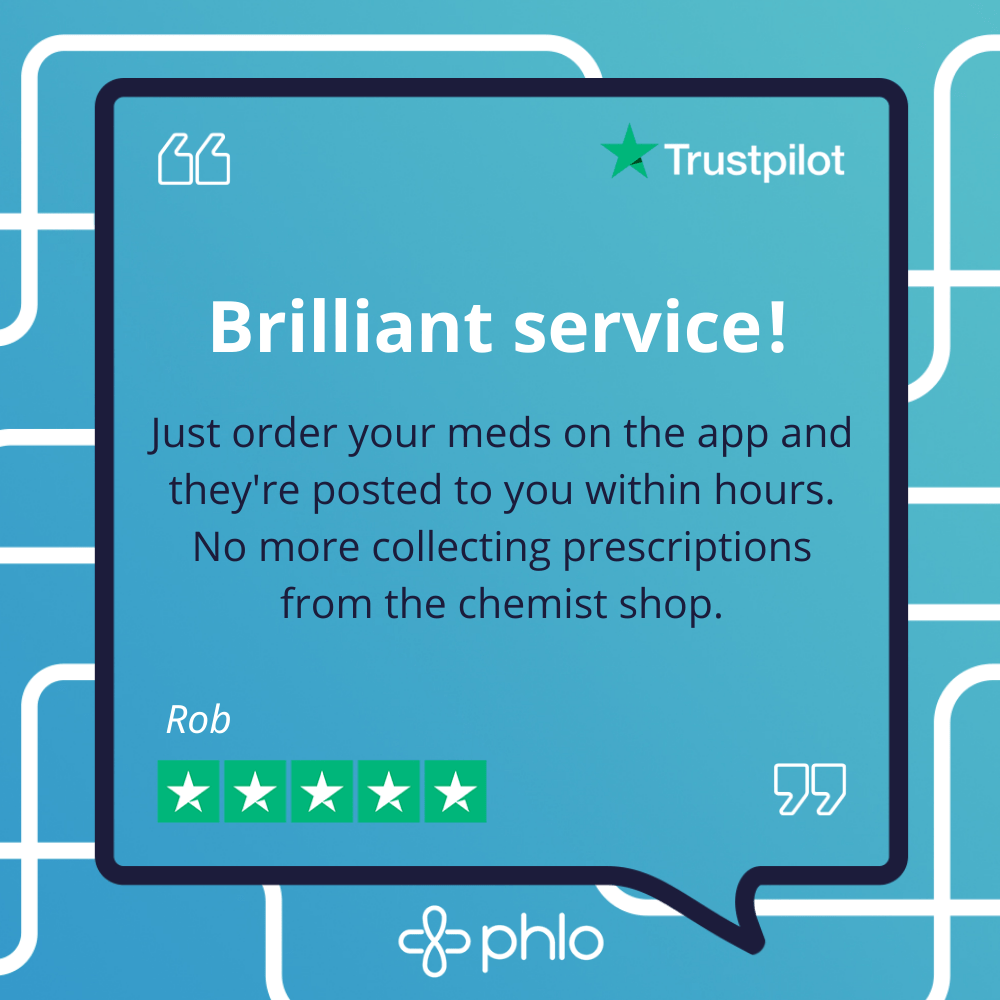 Why queue at the local #pharmacy when you could take control of your #healthcare, order your #medication from any device, and save time?   #phlo #wearephlo #digitalpharmacy #tech #healthtech #review #trustpilotpic.twitter.com/jwCwXU7E91