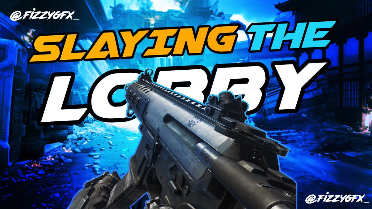 COD thumbnail (inspired by @EdwardDZN)  ————————————————— @OmenElite @TribeGaming @IXgaming_ @_CODEMAGIC_ @Tempo_Storm  ————————————————— #CallofDuty #COD #gfx #GFXDesigner #inspired #Slaying #grinddontstop #blue #graphicdesign  ————————————————— DM ME TO BUY WITHOUT WATERMARK🔓 https://t.co/h7iwhqnhZz