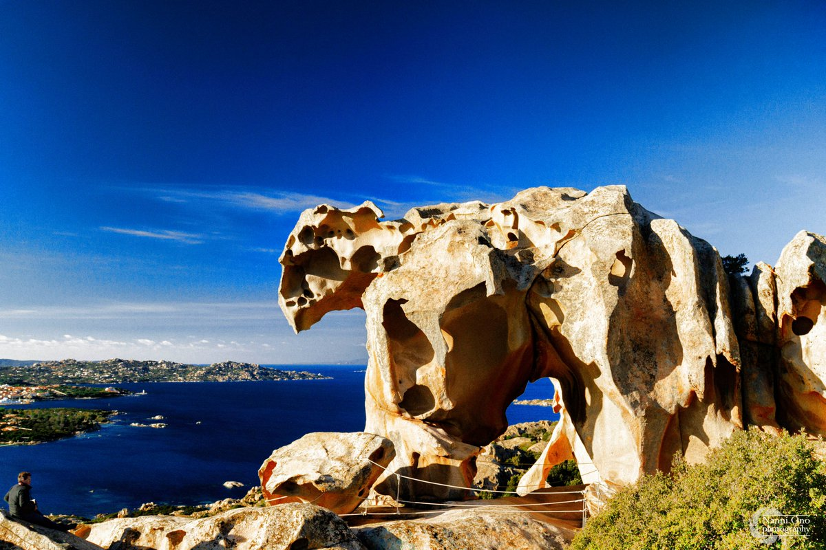 Capo d'Orso. #sardinia #palau #lamaddalena #seascape #sardegnageographic #nature #water #sea #seaside #landscape  #beach #sky #beautiful  #blue  #horizon #summer  #sun #seaview #captures #seashore #seascapes #brilliance  #amazing #travel #photo #travelphotography #photooftheday https://t.co/fpRsi7dOiM