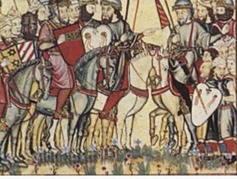 #EfemeridesGranadinas El 8 de julio, en La Alhambra (Granada), Muhammed Ibn Ismail hace asesinar a su primo, el rey Ismail I sucediéndole en el trono de Granada su hijo Muhammed IV #SomosReinoDeGranada https://t.co/sFiM5JAWFo