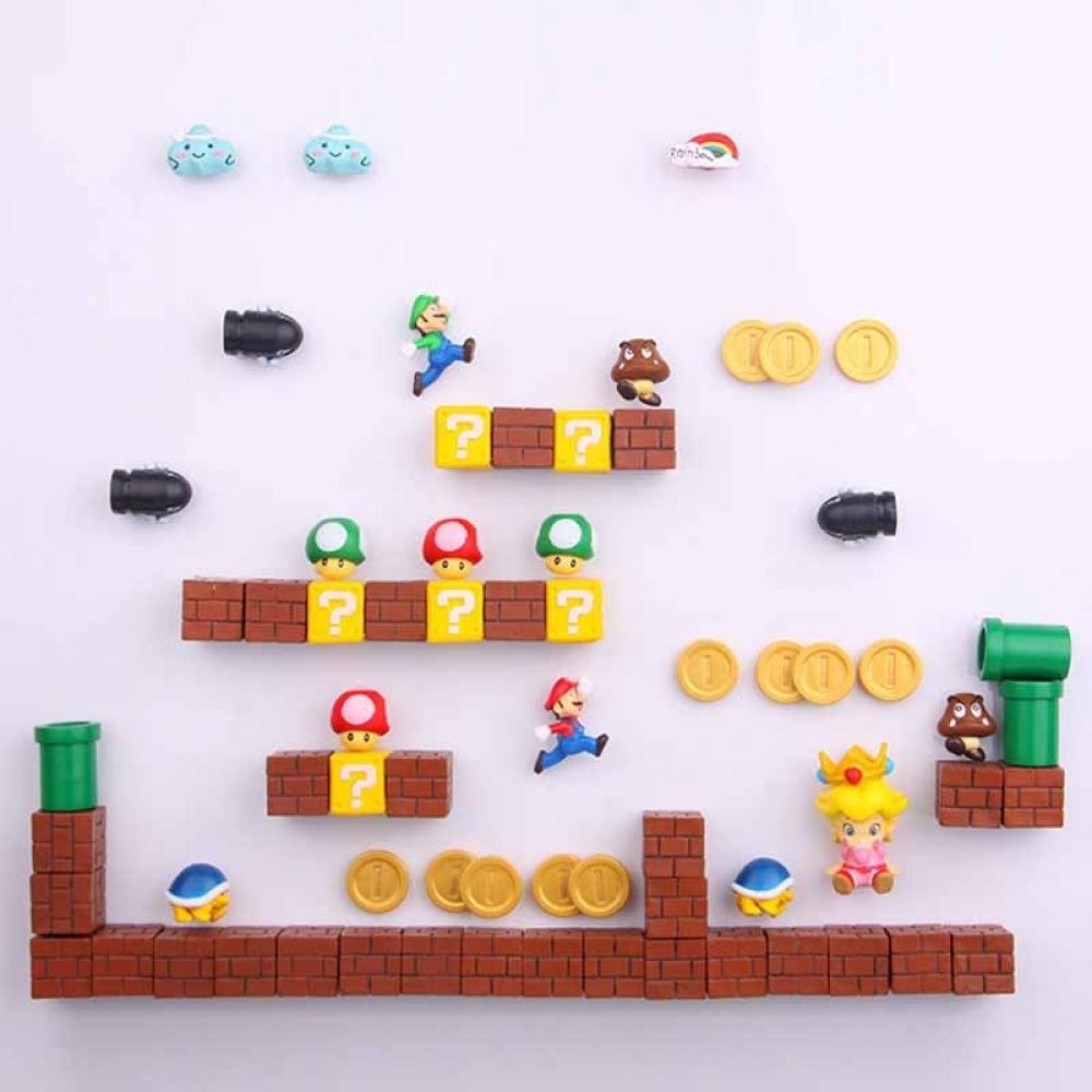 #pet #hound 3D Super Mario Bros. Fridge Magnets https://t.co/ewcwMbasi5