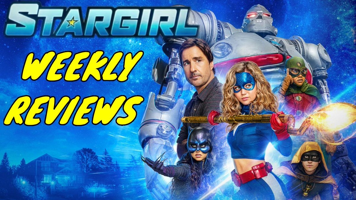 Check out my #reviews of every episode of #DCUNIVERSE original #Stargirl  They also air @stargirl_cw on the @TheCW  I do full recaps. Anything cut for TV runtime purposes will be covered.  All videos are non spoiler and spoiler.  You decide when to stop.  https://www.youtube.com/playlist?list=PLx1I4AyJF7QpYKPDl11DGfjTTO81yCYem…pic.twitter.com/kunoDBwVkN