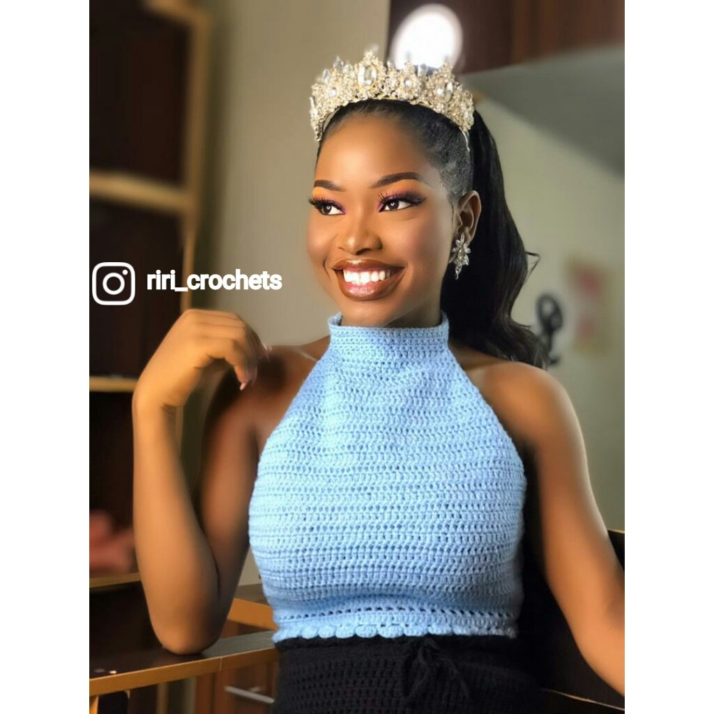 I'm Rinsola, I make crochet wears in different designs,sizes and colors Below are some of my works you'd like to see  <br>http://pic.twitter.com/okLdLxawz1