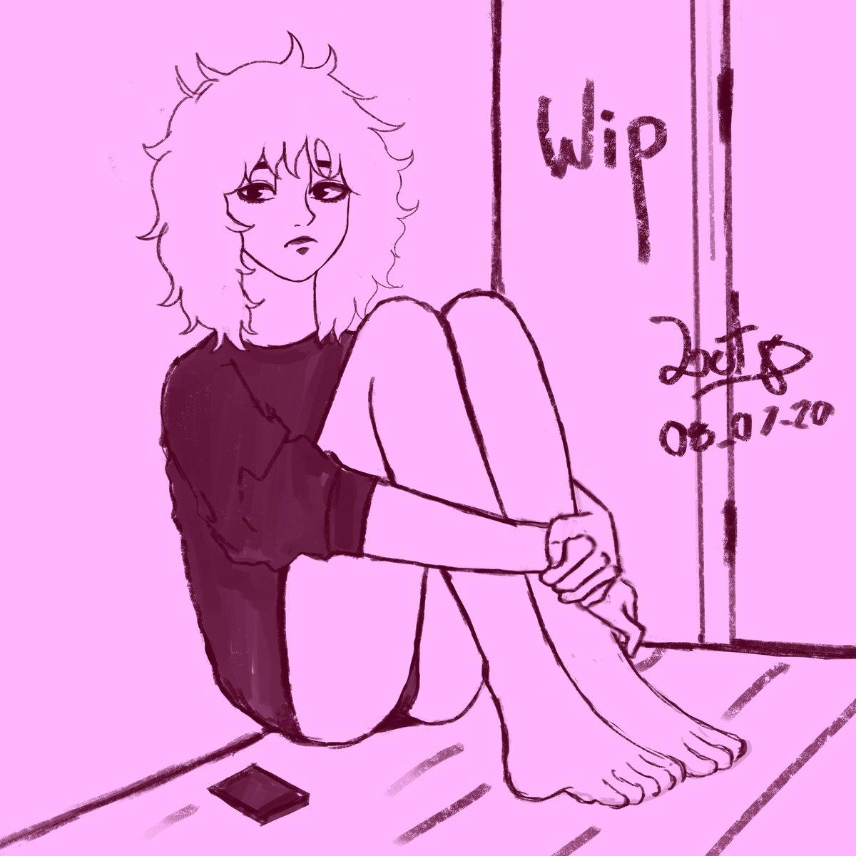 Desenhos que provavelmente não irei terminar.pic.twitter.com/H6Mgd9JRvh