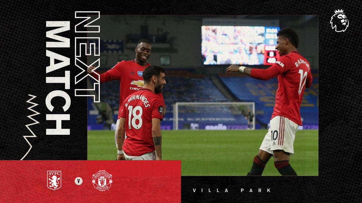 Villa Park, siap-siap aja ya! 👊🏻  #MUFC https://t.co/Ngq6kGjtTb