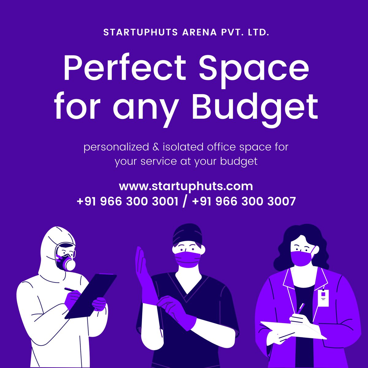 """""""Perfect space for any Budget """"  http:// startuphuts.com     #WednesdayThoughts #WednesdayWisdom  #coworkingspace #sharedoffice #startuphuts #startups #business  #startupbusiness #Twitter #isolated #personalised #Services #lowbudget<br>http://pic.twitter.com/JNBqDjwenn"""