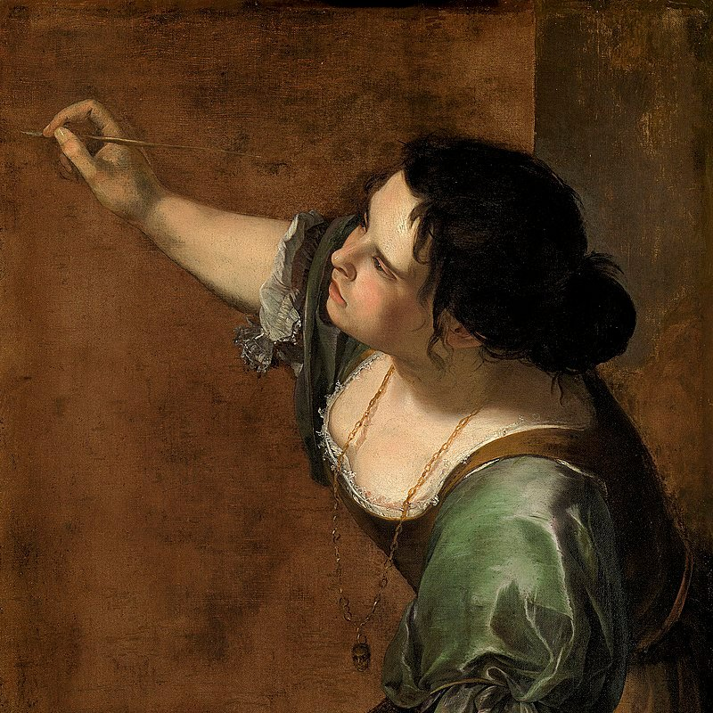 Birthday today of Baroque painter #ArtemisiaGentileschi, born in Rome (1593-1656). In an era when women had few chances to work as professional artists, she had an international clientele, and was the 1st woman to become a member of the Accademia di Arte del Disegno in #Florence. pic.twitter.com/ORRMF4IhkM