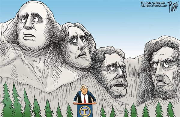 Today's Trump  Cartoons more 7/6/20 <br>http://pic.twitter.com/yz3ayQ30uB
