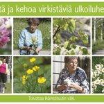 Image for the Tweet beginning:  tarjoaa 75 esteetöntä retkikohdetta