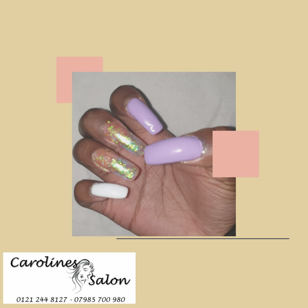 Caroline's Hair Nails &Beauty Salon ⠀ Nail Extensions starting from £25. ⠀ D/M For Appointment ⠀ <br>http://pic.twitter.com/mJh0HUVcyT