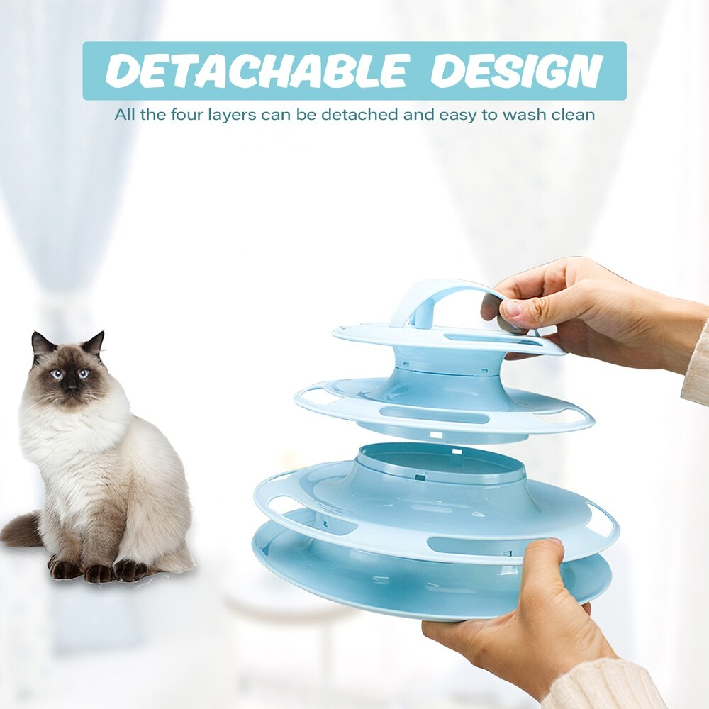 #pet #dog #cat #kitty #puppy #animals 4 Level Cat Tower Toy https://t.co/cuiC6mTyMl https://t.co/slETdxbyaY