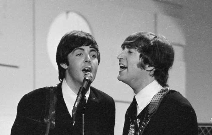Paul McCartney John Lennon The #Beatles via @strwberrylennon