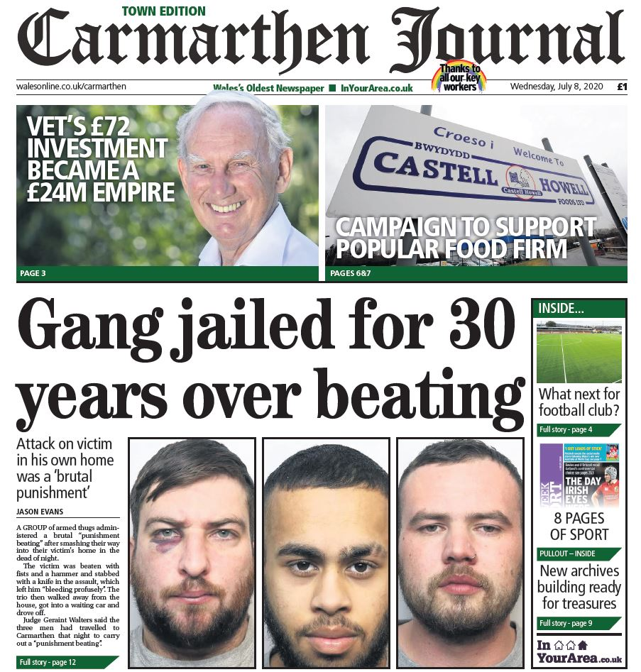 This week's Journal is out today! #buyapaper #LocalNews