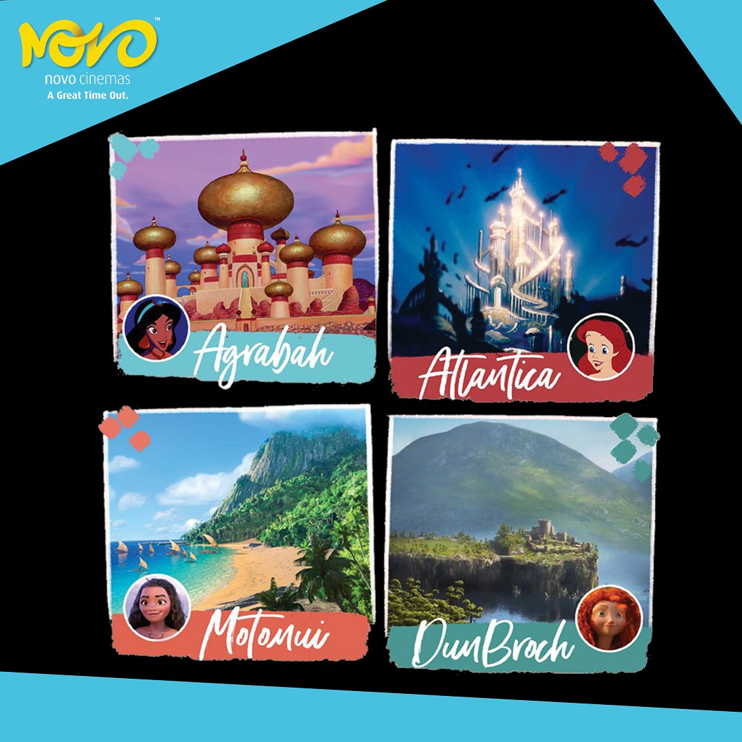 Which land is your favourite? Let us know in the comments below.​ 🍿🥤🏕️ #Disney   #NovoCinemas #Fun #Quiz #Movie #Cinema #Film #Animation #Kids #Family #Entertaiment​ #Doha #Qatar https://t.co/VJOl8fnHsb