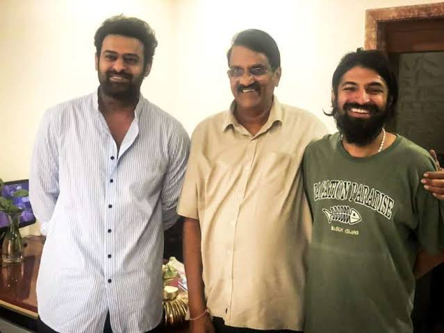 My film with #Prabhas was my first script which i wrote in 2007. The script has changed a lot in these 10yrs. I specially learnt VFX for this film & I wanted to be director only because of this story - @nagashwin7! #Prabhas21<br>http://pic.twitter.com/zxeblKGbVV
