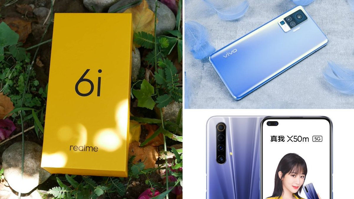 Realme 6i india launch, vivo x50 series india launch, realme x50 launch date, Poco m2 pro, Samsun Note 20 and note 20 ultra,phone leaks #23 !! WATCH HERE https://youtu.be/2oy_46UhEVgpic.twitter.com/FhBXOzWmdI