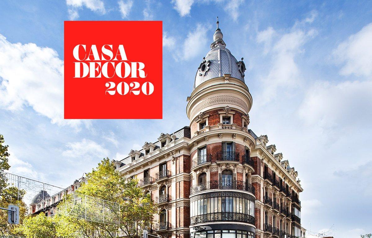 #CasaDecor cierra con éxito la edición más larga de su historia @CasaDecor #CasaDecorSostenible #Decoracion #Interiorismo #Arquitectura #Moda #Tendencias  https://t.co/jOK40ChKBs https://t.co/8mFKZfCQh9