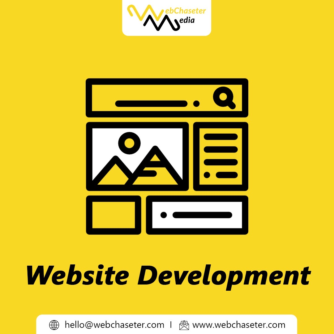 Webchaseter, builds the website for you from scratch. We make it responsive and user friendly with well curated content. No matter what your business is, we got right designs and layout for you that rank you higher!   #website #websitedevelopment #websitedesign #seo #socialmediapic.twitter.com/H3LBsGyhy8