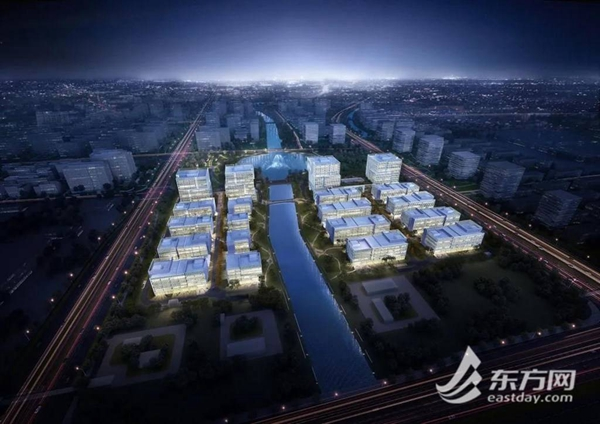 A groundbreaking ceremony for 18 key industry programs in Shanghai's Lingang New Area was held on July 7. The signed programs are mainly in key areas such as integrated circuits, new energy vehicles, artificial intelligence, aerospace and bio-medicine... http://english.eastday.com/Latest/u1ai8680674.html…pic.twitter.com/pJePCutjkf