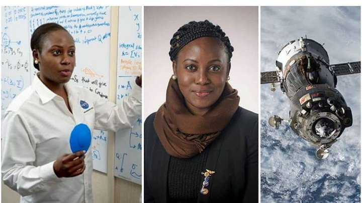 Igbo WCW #Igbogirlswinning   Wendy Okolo, is the first black woman to obtain a doctorate in Aerospace Engineering  Dr Okolo is a Nigerian born NASA aerospace engineer  specialising in Discovery and Systems Health Technology. pic.twitter.com/c8edU6moy9