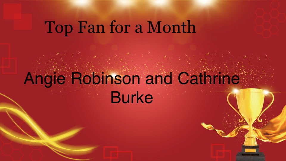 We have a few people on our FAN PAGE that have shown up and they are.   TOP FAN for a month  Angie Robinson and Cathrine Burke   TOP FAN for a week  Julie Thomson   NEW FAN  Shelley Nellist.   Thank you for liking our posts everyday and sharing.pic.twitter.com/dxXDqbTPgI