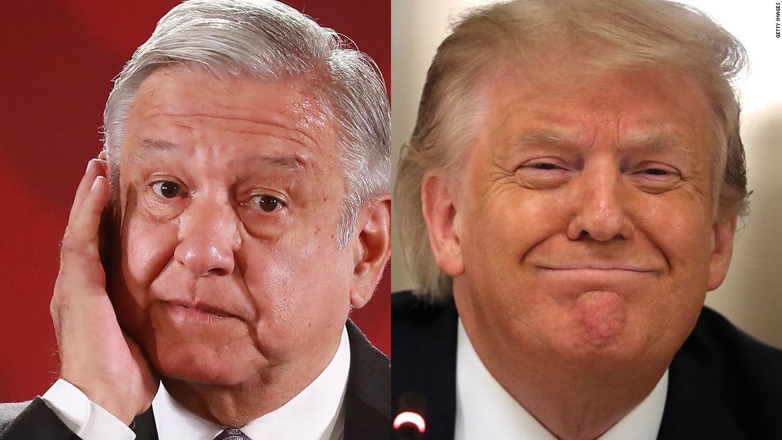 After Trudeau snub, what Trump really wants from Obrador summit | @CNNOpinion https://t.co/HFHm4iSLC8 https://t.co/uqGztJUS2h