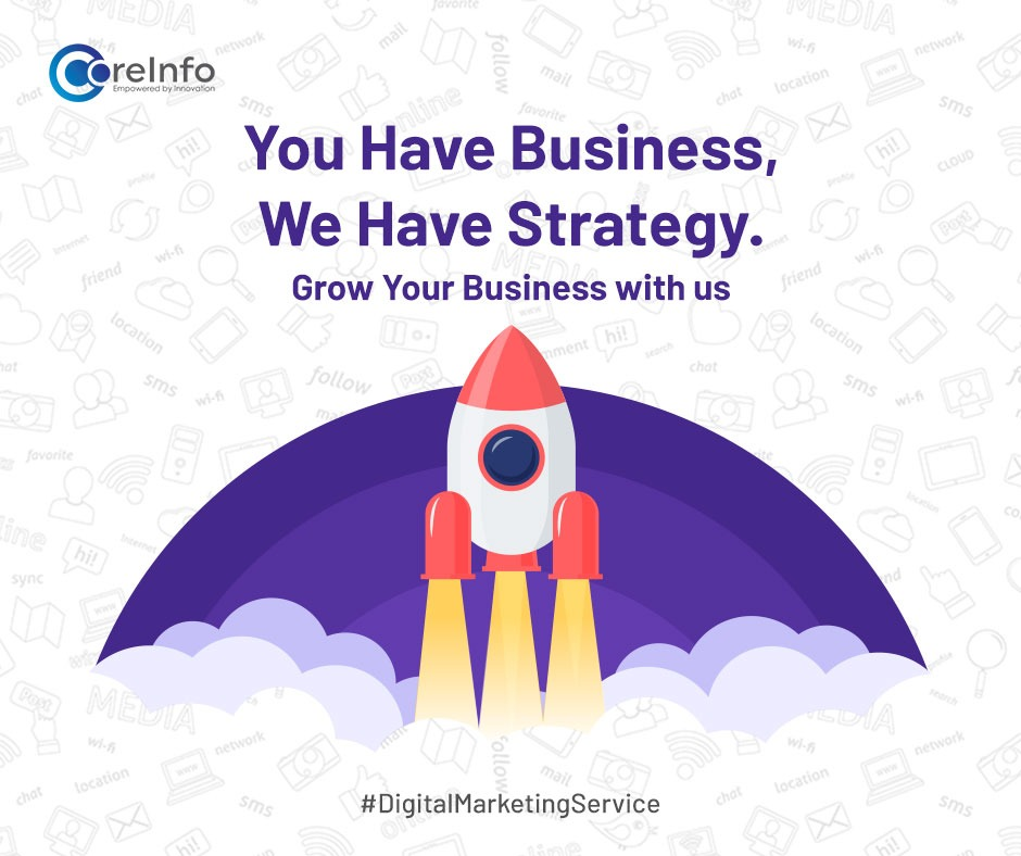 Vision without action is a daydream. This pandemic period, take your vision two steps ahead and mark your business presence digitally globally CoreInfo #digital #digitalmarket #digitalmarketing #globalbusiness #onlinebranding #onlineadvertising #onlinebusiness #websitedevelopment pic.twitter.com/8A54TrigPa