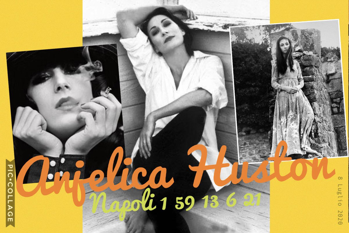"http://facebook.com/myusualluck/ . ""Menodora""#8Lug NN. LOTTO GRATIS: http://www.flickr.com/photos/121510442@N04/albums/… https://www.google.it/search?q=Anjelica+Huston&ie=UTF-8&oe=UTF-8&hl=it-it&client=safari… #All'#11ª:http://www.flickr.com/photos/leadintogold/48537513176… . #Souvenir:https://pin.it/5x0DOt4 #TopList:https://flic.kr/s/aHsmuqhfUz #Mascot:@MMMfutura #Sponsor:#MonicaBargello https://youtu.be/YPwtJ89jes4pic.twitter.com/E86jofN7Sh"