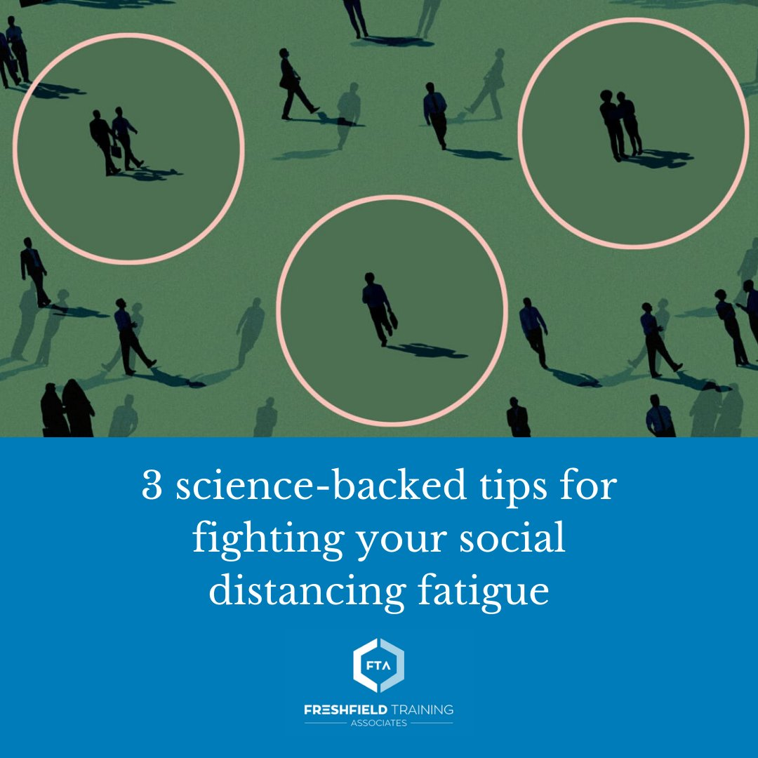 As the pandemic drags on, people are tired of social distancing—but the need remains. Psychology provides answers for how to best fight this crisis fatigue.  Read more: https://t.co/uWIfjOJtmK https://t.co/3iJfp8TVAb