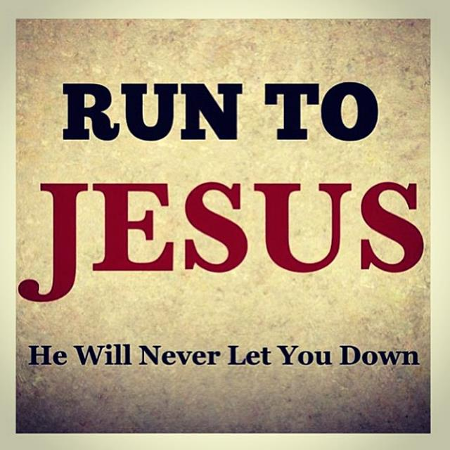 He will never let you down. Trust in Him and Pray for His help. https://t.co/EYH65ylSqv