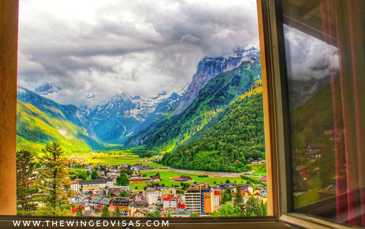 Amazing alps view from our room, at Engelberg ! #switzerland #schweiz #swiss #suisse #nature #engelbergtitlis #mountains #travel #photography #swissalps #love #landscape #inlovewithswitzerland  #visitswitzerland #photooftheday #alps #naturephotography  #Indiancoulpleabroad