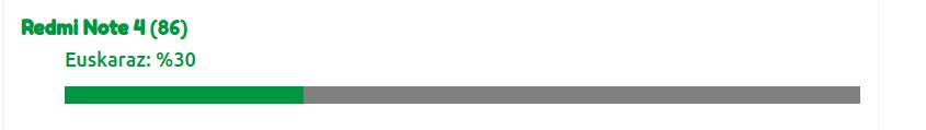 Zeure modeloaren kasuan, badirudi kasu batzuetan euskaratzea posible dela, beste batzuetan ez. Estatistika hori da erakusten dena hemen, aplikazioa erabili dutenen artean (lagina, 86 instalazio): https://t.co/F6pagiHs54 https://t.co/X0N5mskq7U