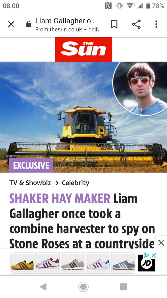"""Liam Gallagher on Twitter: """"Yes… """""""