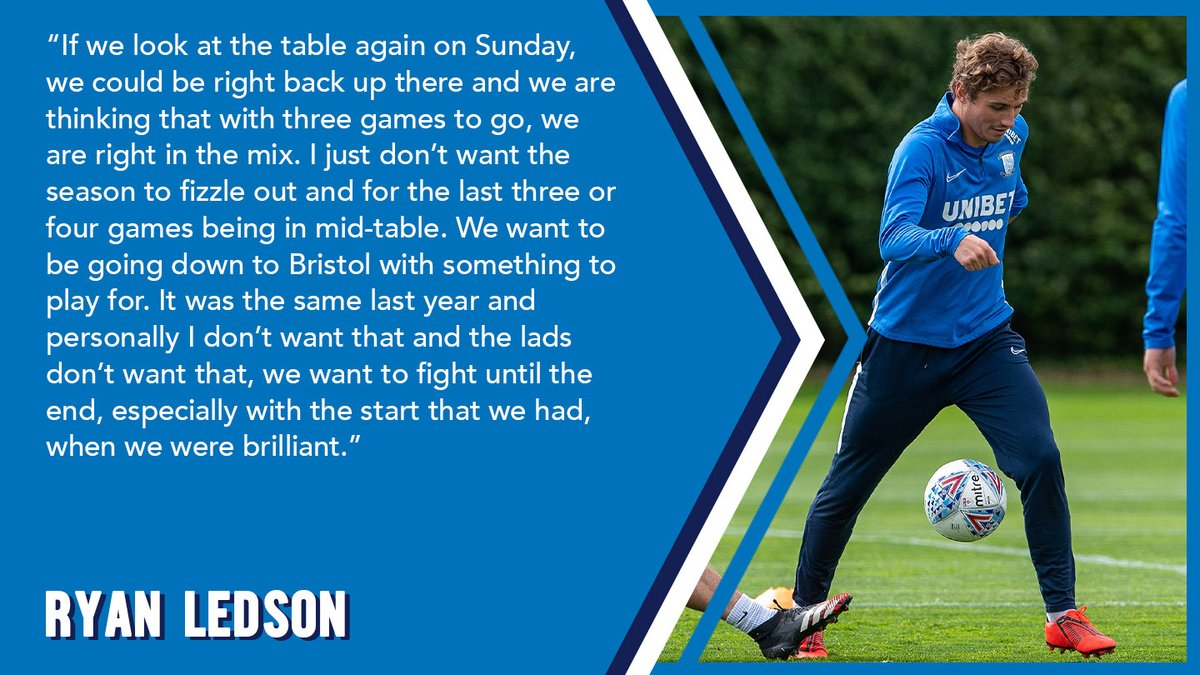 💬 Ryan Ledson gives his thoughts ahead of tonights game. 👇 ➡️ pnefc.net/news/2020/july… #pnefc
